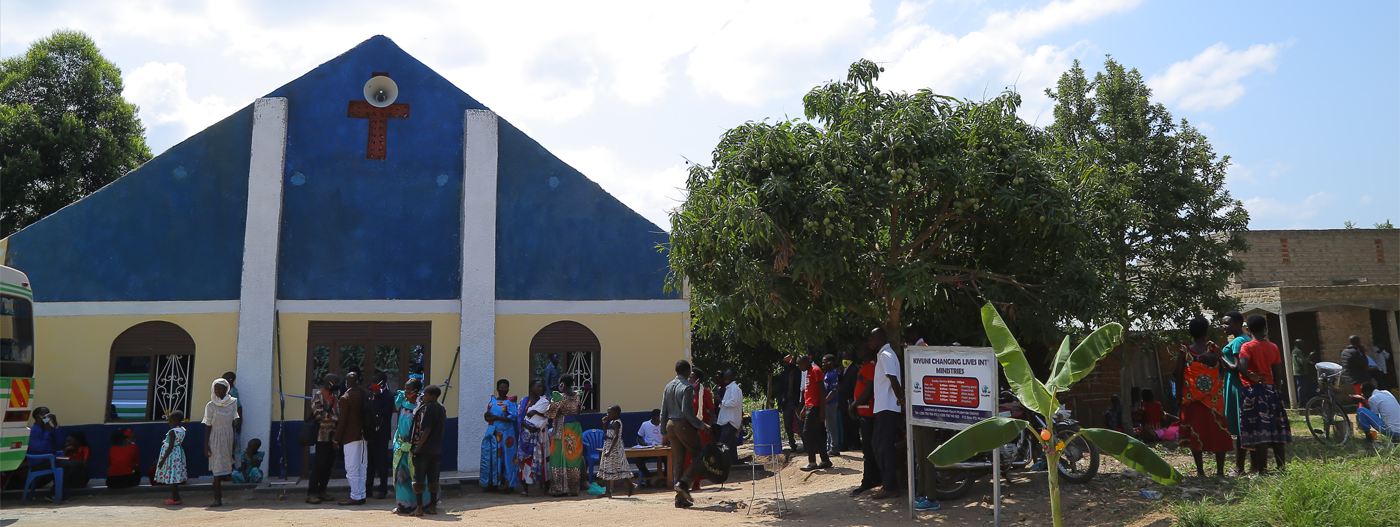 The Newly Launched Church in Kiyuni